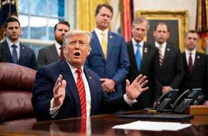 最后关头,特朗普要放手一搏?伊朗外长:他试图捏造借口袭击伊朗