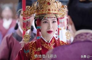《燕云台》萧燕燕下嫁韩德让,爱情事业双丰收,却不配拥有亲情