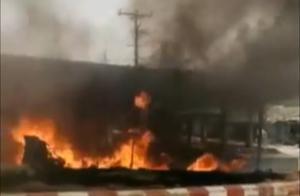 缅甸中企遭打砸抢烧,中使馆回应!【三分钟法治新闻全知道】