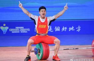 中国奥运冠军又超世界纪录!还霸气说有伤没尽力,网友:体测过了