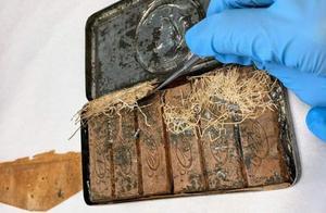 看起来还能吃?澳大利亚国家图书馆管理员发掘120年前巧克力