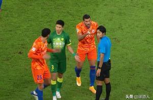 北京国安淘汰山东鲁能 名记:鲁能进球不算真扯淡,中国足球黑暗