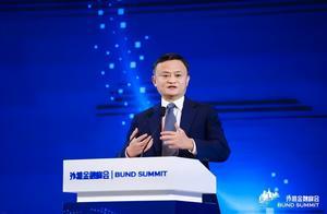 马云:中国不应刻意追求和国际接轨,而要思考如何与未来结合