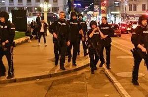 疫情下,恐怖分子维也纳当街扫射,两名华人一死一伤
