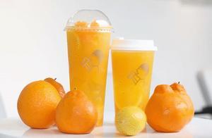 2021的开年大「橘」,喜茶给你剥好了