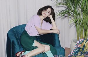 宋慧乔最新画报公开,利落短发造型演绎多变女王,尽显高贵冷艳感