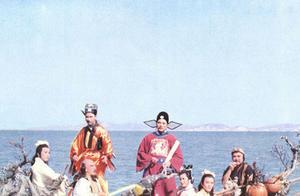 仙气十足的85版《八仙过海》,内地引进的第一部神话类港剧