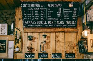 咖啡馆点单攻略|不会点英文,都没法好好喝咖啡了