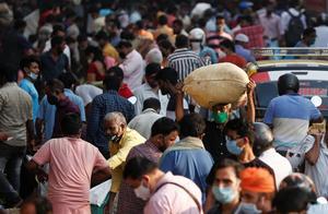 800万人感染新冠病毒后,印度人民在狂欢,莫迪的大国梦该醒了