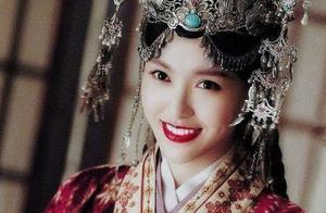 唐嫣《燕云台》:历史上的萧燕燕,16岁成皇后,30岁守寡