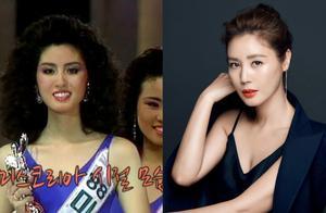 李敏镐御用妈妈金成玲曾是韩国小姐冠军,细数10个选美出身韩星