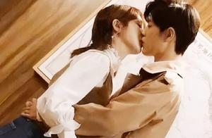 继甜蜜对唱之后,杨紫肖战吻戏花絮曝光,不借位和身高差是亮点