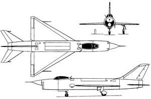 Сухой Т-3/Т-5/Т-49系列实验型截击(歼击)机(上)