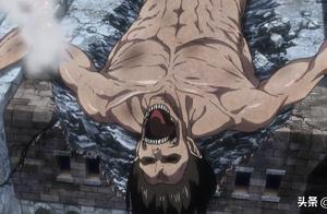 巨人130话,艾伦始祖巨人形态登场,给人一种极其恐怖的威慑力