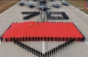41个瞬间回顾空军70年高光时刻   人民空军,生日快乐