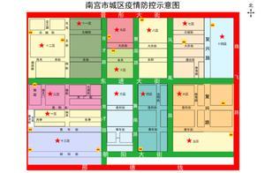 河北南宫通告:非必要不出入南宫,请市民配合做好核酸检测