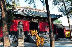 寻访河南老建筑:嵩山少林寺
