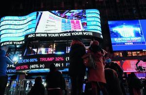 没有结果的选举日:特朗普和拜登都认为自己有希望胜出