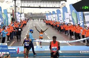 1:04:02,配速3分02秒,女子半马世界纪录被打破