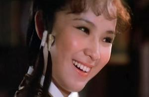 各版《鹿鼎记》中的方怡:刘嘉玲脸庞圆润,徐濠萦真是独具韵味