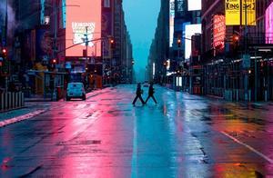 疫情下的纽约8个月:犯罪率居高不下,超30万人已经逃离