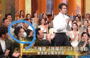 他是TVB最惜命演员,一个细节却让1000万人肃然起敬
