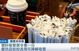 """因""""限塑令""""肯德基改用木勺、纸吸管,网友表示成功戒掉奶茶"""