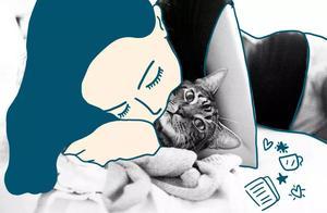 """我问了100个人:为什么""""谈恋爱不如养猫""""?"""