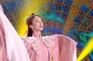 30岁金晨洛神舞舞台惊艳,北舞校花演技在线,曾被章子怡夸不停