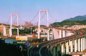 """""""鲁班奖""""、""""西海银龙""""——海沧大桥"""