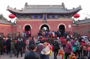 """为什么说淮阳太昊陵""""二月庙会""""是中国最牛的庙会?答案在这里。"""