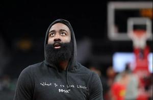 NBA处罚哈登!他又去夜店了!火箭比赛直接推迟