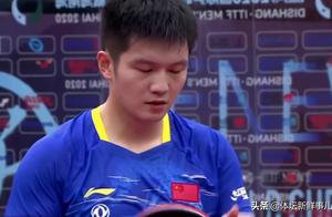 3-4丟冠后,马龙送了樊振东13个字,邓亚萍感言意味深长