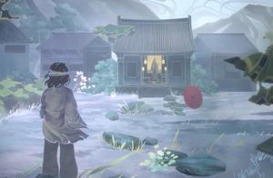 花城的红伞不是武器,但意义不比厄命低,这是他的信仰