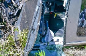 警方:伍兹车祸前曾高速驾驶 无刹车痕迹撞树致车翻滚