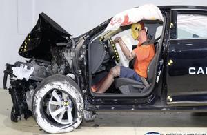 新车 | 成绩出人意料!中保研大众帕萨特第二次碰撞结果公布