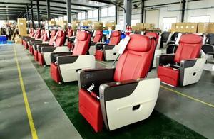 菏泽造高铁座椅占国内商务座椅市场七成份额
