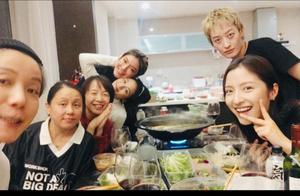 09届快女聚餐,再见面已像两代人,龙丹妮罕见现身憔悴不少!