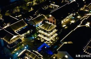 航拍:浙江嘉善除了西塘古镇还有这么一个小而美的好地方