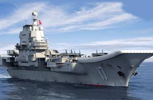 24日,国防部发布一条很提气的消息,中国航母出门成双,意义重大