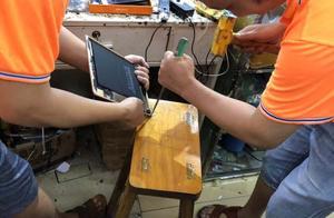 请大家理解我们维修手机的,不好意思忍不住了想笑