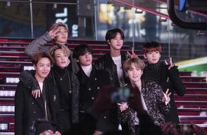 Big Hit家族演唱会定跨年夜 撞上MBC《歌谣大祭典》