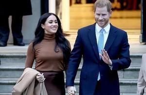 哈里梅根永久退出社交媒体,9成民众赞成撤掉哈里王位继承权