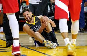 NBA一夜3消息!克莱再受伤,湖人旧将加盟76人,雄鹿遭打击