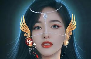 唐嫣今年的生日贺图