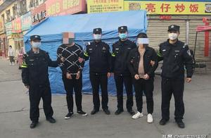 公安临渭分局快速处置一起妨害公务案件