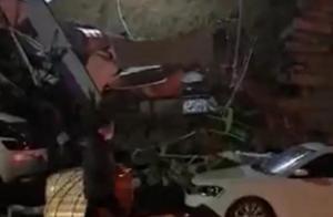 福建安溪通报:一温泉洗浴场发生边坡溜方,小面积致9人受伤