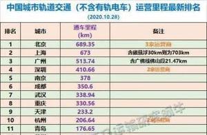 """深圳地铁迈入""""400公里时代"""",这只是个""""小目标""""而已"""