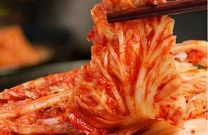 泡菜国名存实亡,韩国尬了,中国主导泡菜行业国标准