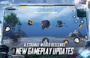 《PUBG Mobile》:新枪支新模式新体验